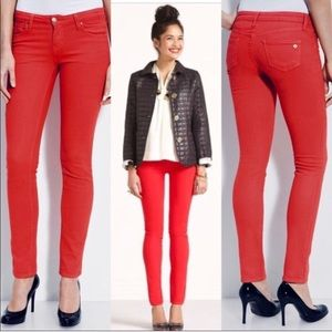 Kate Spade Broome Street Skinny Jeans